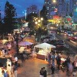 The Beachfront Markets in Golden Coast, Australia