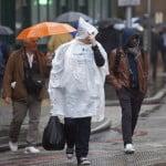 Influences of British weather