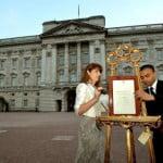 The British throne