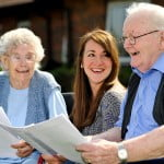 IELTS Writing: Where should elderly people live?
