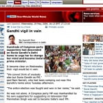 Words in the news: Vain